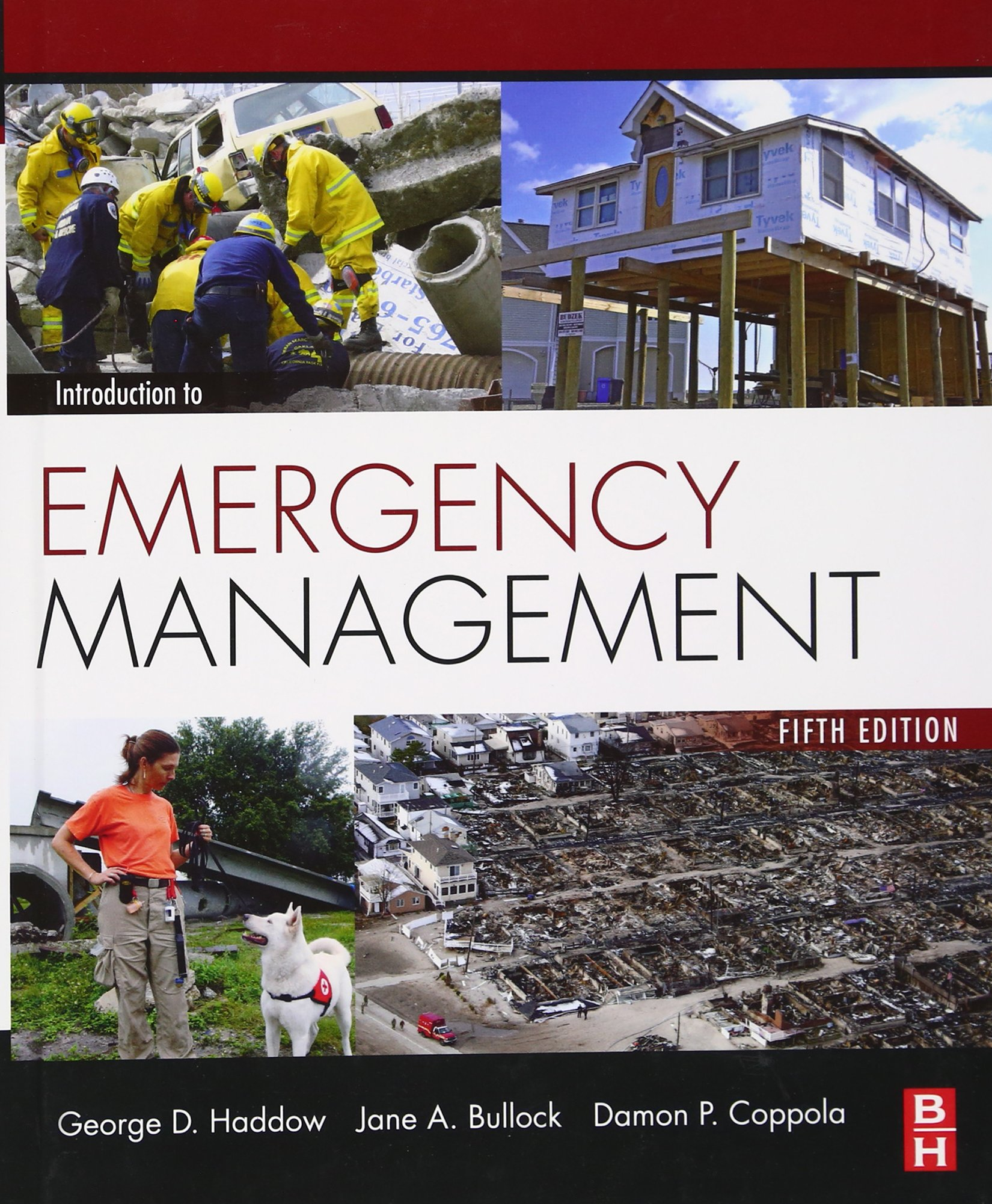 Introduction to Emergency Management, Fifth Edition by Haddow George (Image #1)