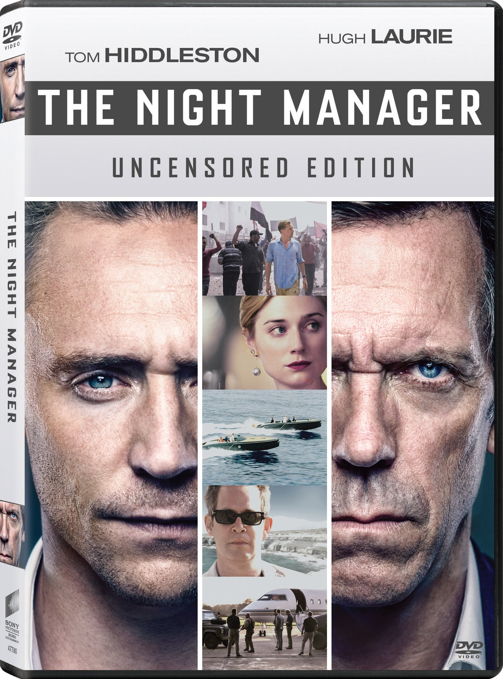 DVD : The Night Manager (Uncensored Edition) (2 Pack, 2 Disc)