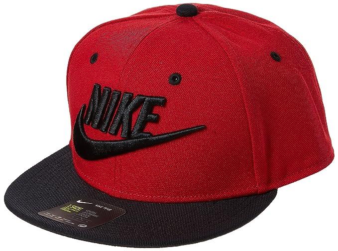 Nike Y Nk True Cap Futura Gorra De Tenis, niños, Rojo (Gym Red ...