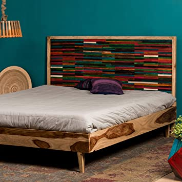 Bedombouw 180 200.Native Home Full Size Bed 180 X 200 Cm With Duckboard No Mattress