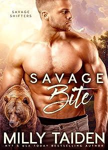 Savage Bite: BBW Paranormal Shape Shifter Romance (Savage Shifters Book 1)