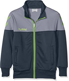 hummel Joven AUTH Charge Poly Zip Jacket Chaqueta: Amazon.es: Ropa ...