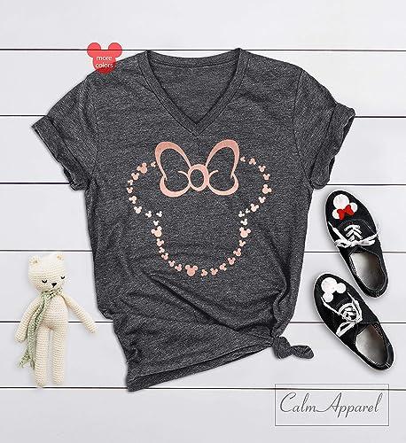 a6dae294 Amazon.com: Minnie Mouse Shirts, Disney Shirts, Family Matching ...