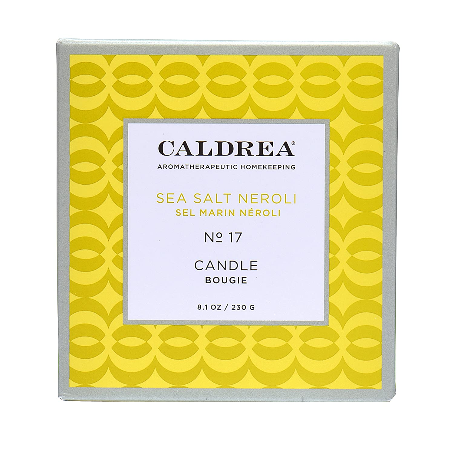 Caldrea Candle Sea Salt Neroli 18962