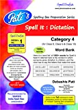 """Sakshi India Spell Bee - Word List Book - Category 4 ......... children friendly """"EASY-2-TURN"""" & """"VERY STRONG"""" WIRO BINDING .......... price includes shipping fee ................ has 1000+ """"word list"""" only"""