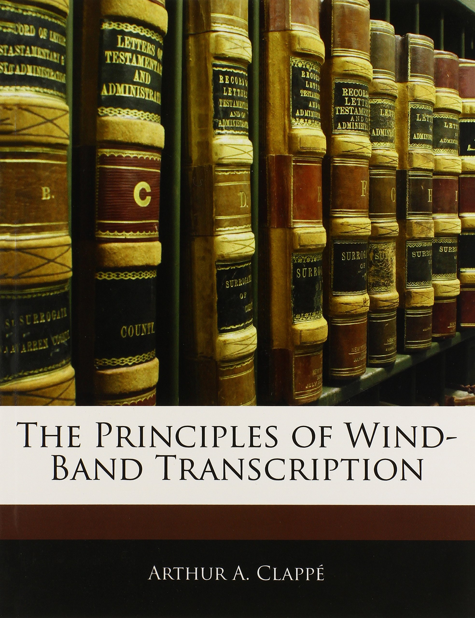 Download The Principles of Wind-Band Transcription ebook
