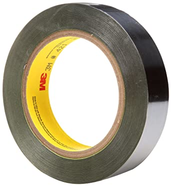 Amazon.com: 3M Lead Foil Tape 421 Dark Silver, 1