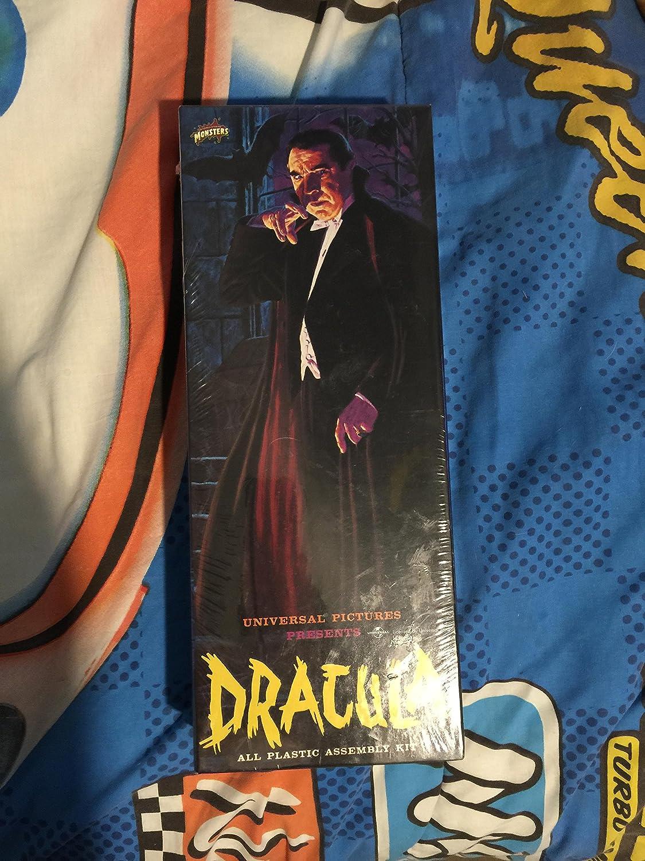 Dracula Model Kit Aurora Re-issue Polar Lights: Amazon.es: Juguetes y juegos