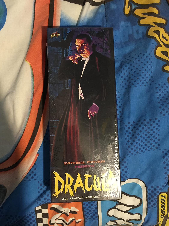 Dracula Model Kit Aurora Re-issue Polar Lights