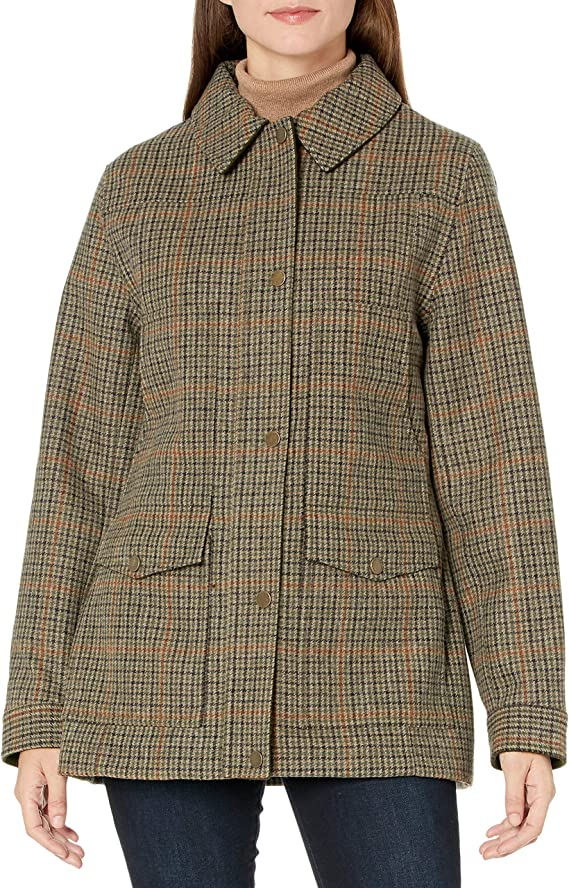 1940s Style Coats and Jackets for Sale Pendleton Outerwear womens Missoula $350.00 AT vintagedancer.com