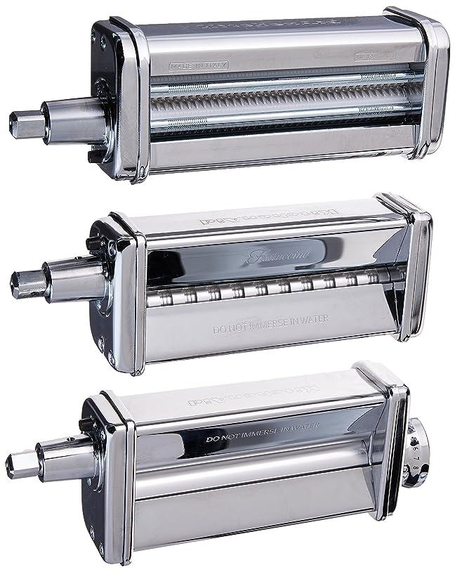 Kitchenaid KPRA Machine à Pates: Amazon.fr: Cuisine & Maison