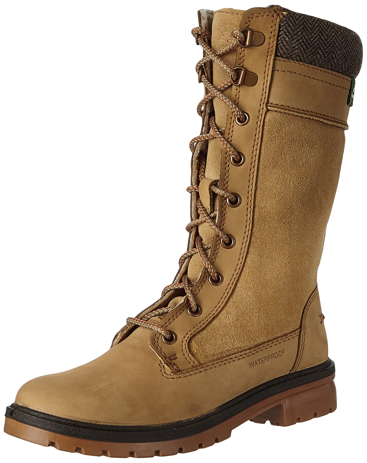 Kamik Rogue9, Botas Chelsea para Mujer39 EU|Beige (Honey-miel)