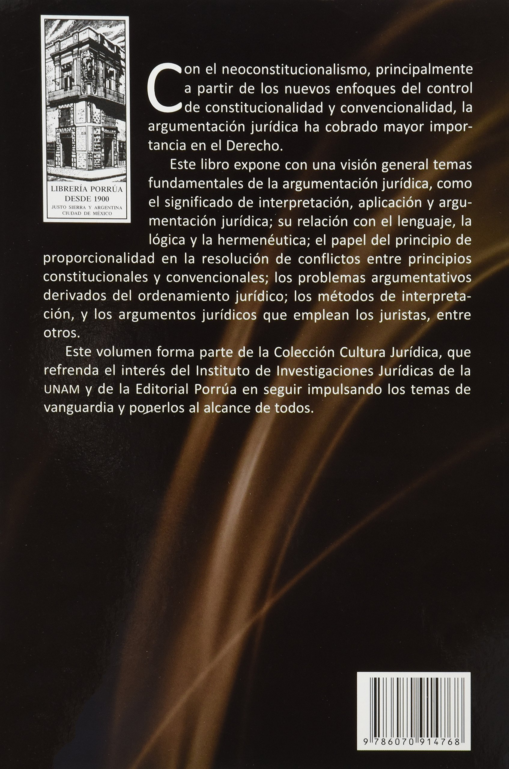 MANUAL DE ARGUMENTACION JURIDICA: JAIME CARDENAS GRACIA: 9786070914768: Amazon.com: Books