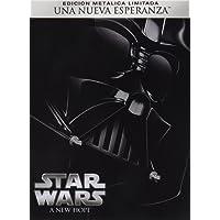 Star Wars IV: Una Nueva Esperanza - Edición Metálica [Blu-ray]