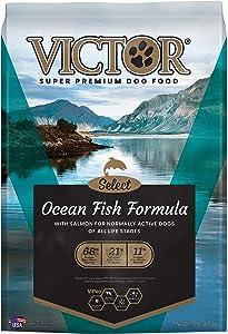 VICTOR Select - Ocean Fish Formula, Dry Dog Food 15 lbs