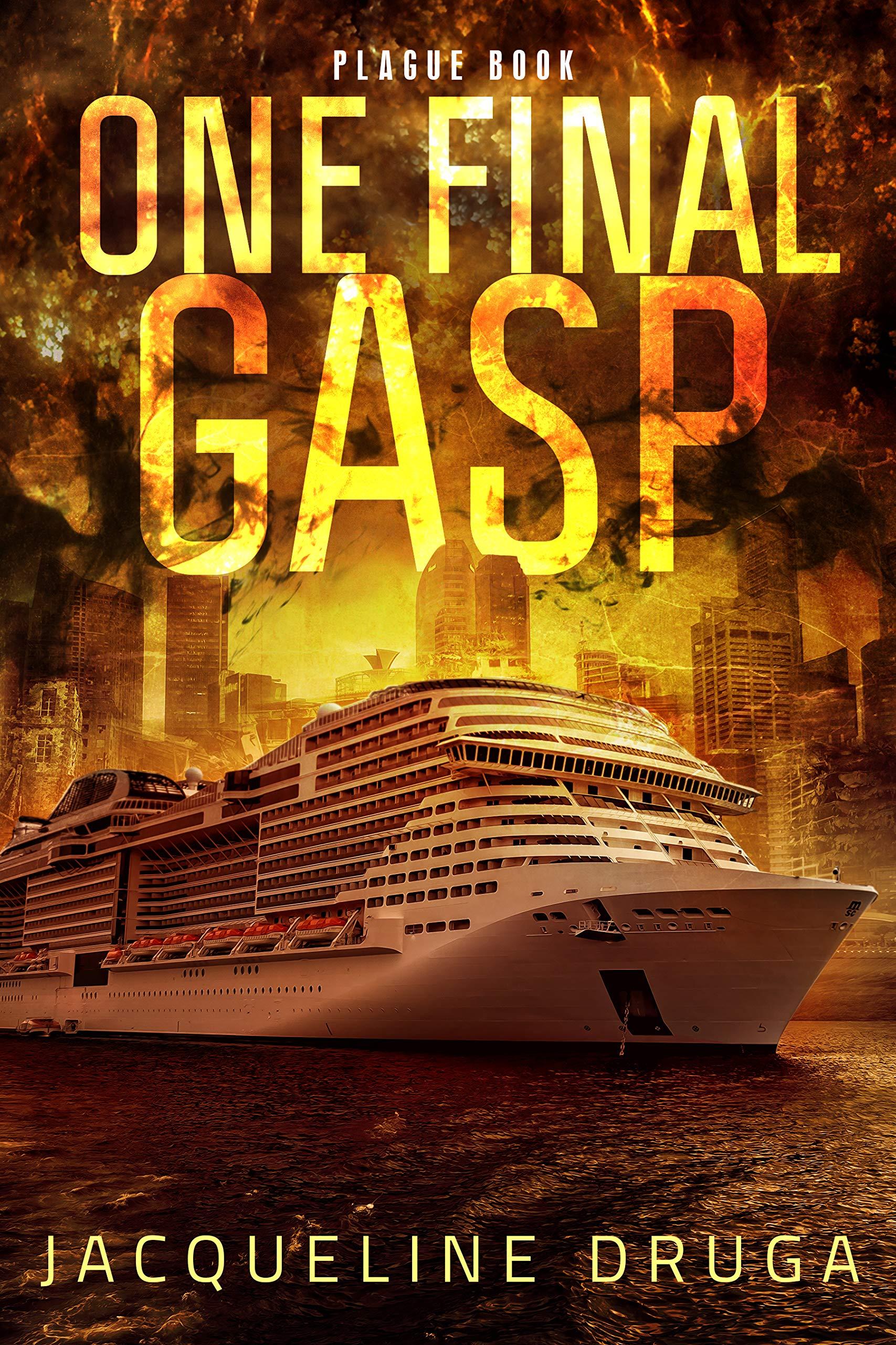 One Final Gasp (English Edition)