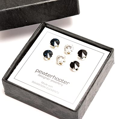 pewterhooter SET OF 3 JEWELLERY BOXES. HIGH QUALITY. LOW PRICES. 5FeYV3