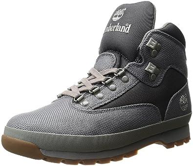 5cbc45d99d5 Timberland Men's Euro Hiker Fabric Boot, Steeple Grey Cordura, 8 M ...