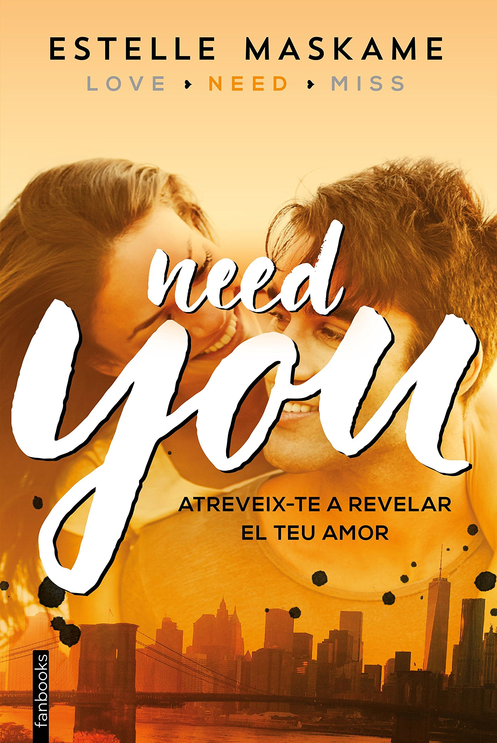 You 2. Need you (FICCIÓ): Amazon.es: Estelle Maskame, Esther Roig Giménez: Libros