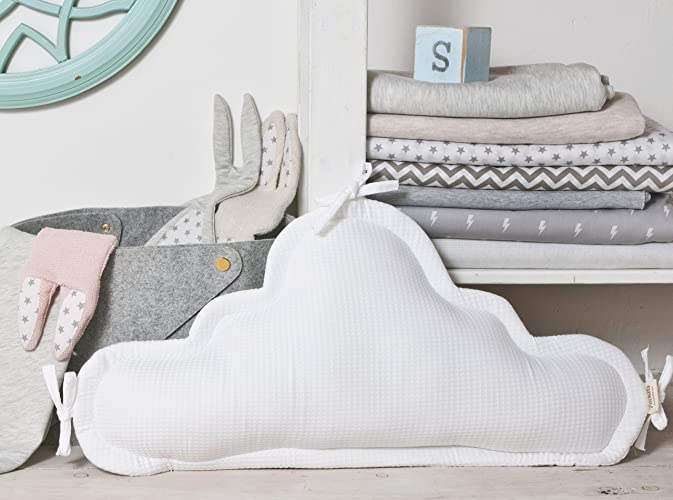 Amazon Baby Crib Bumper White Cloud Pillow Decorative Crib Back Inspiration Decorative Crib Pillows