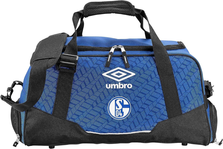 Teambag S Schalke 04 Sporttasche FC Sticker Gelsenkirchen Forever Tasche