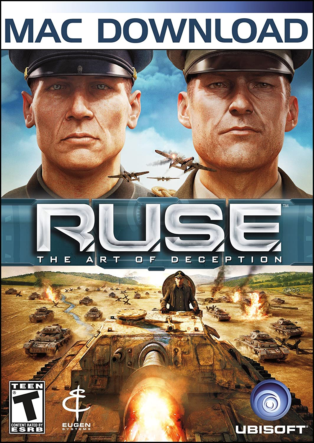 Amazon com: R U S E  (Mac) [Download]: Video Games