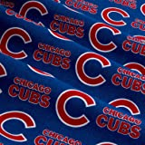 Fabric Traditions MLB Cotton Broadcloth Chicago