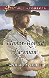 Honor-Bound Lawman (Love Inspired Historical)