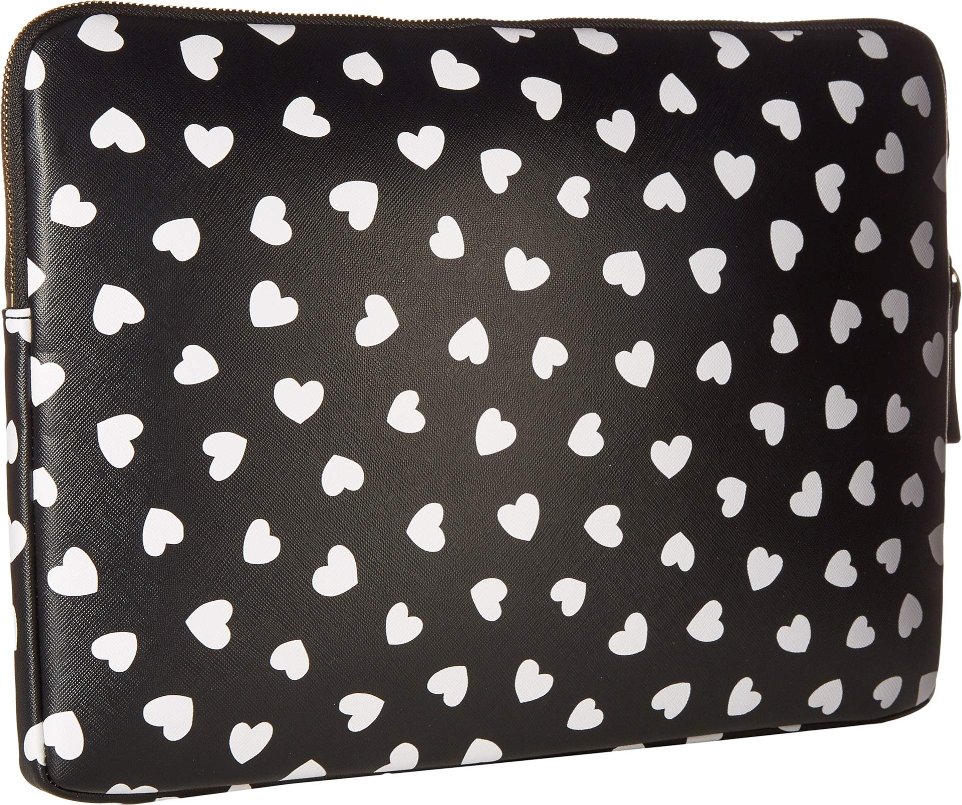 Kate Spade New York Heartbeat Universal Laptop Sleeve, Black/Cream, One Size by Kate Spade New York (Image #2)