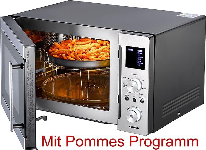 electrónica Diseño 25 litros Microondas con grill, convección y ...