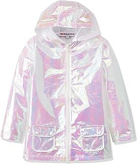 Hatley Printed Raincoats Abrigo para Lluvia para Niñas ...