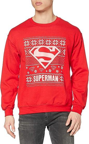 DC Comic Sweat-Shirt Homme