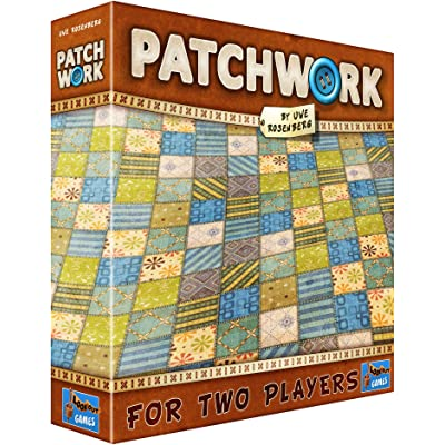 Patchwork: Toys & Games [5Bkhe0203238]