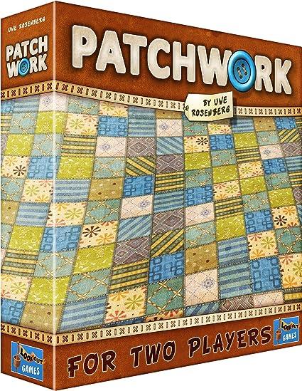 Patchwork: Rosenberg, Uwe: Amazon.es: Juguetes y juegos