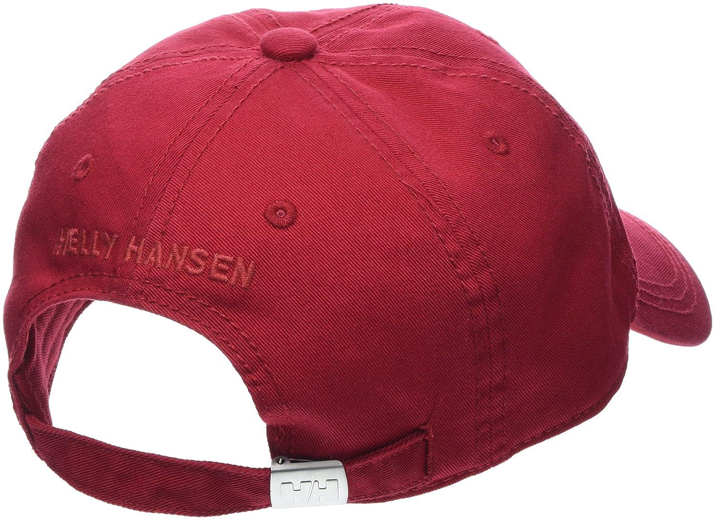 5852f783b311c Amazon.com  Helly Hansen Men s Logo Cap  Sports   Outdoors