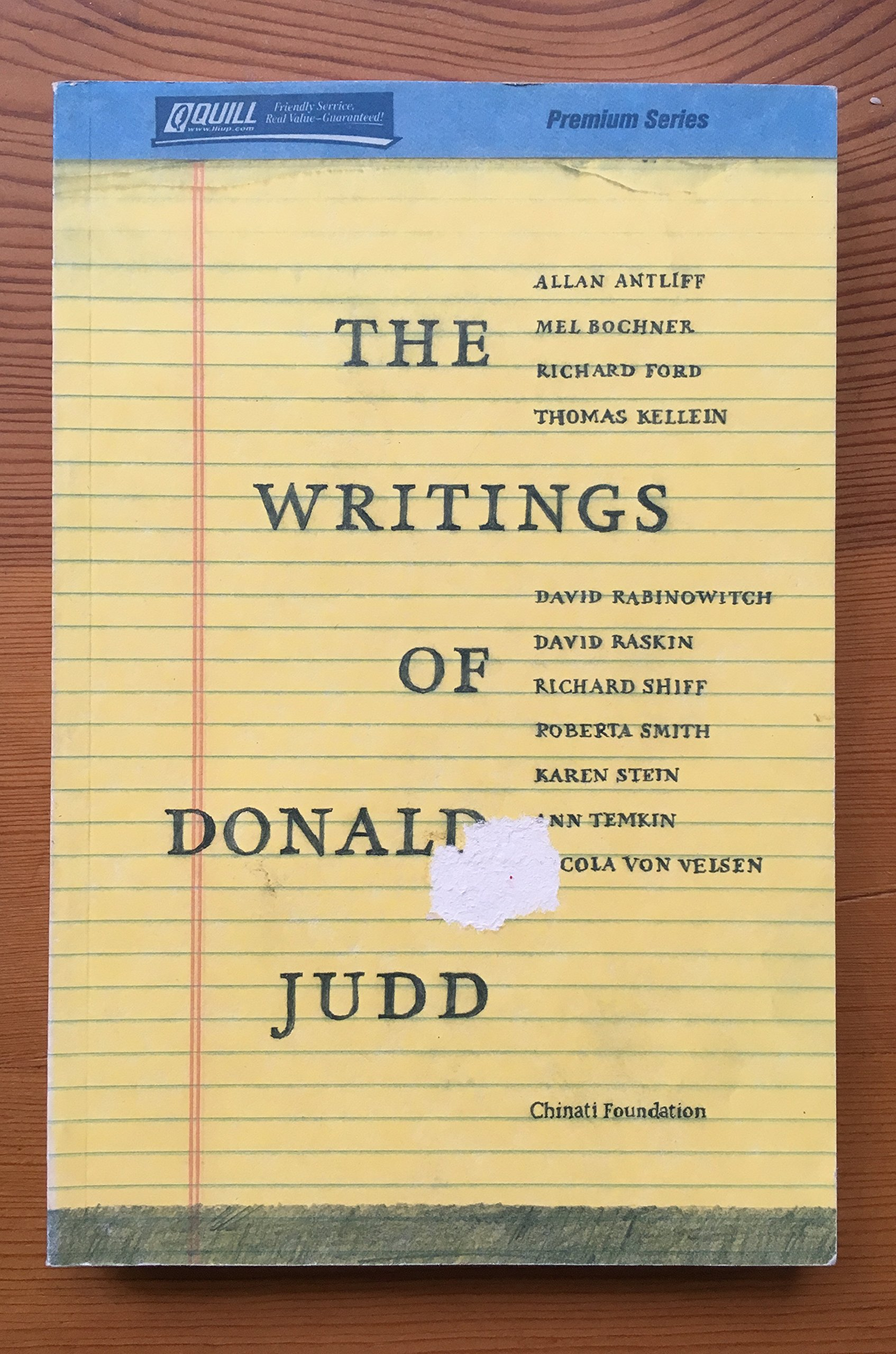 The Writings of Donald Judd ebook