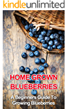 Home Grown Blueberries: A Beginners Guide To Growing Blueberries (beginners gardening, home grown berries, backyard berries, garden design, urban farming, organic fruit, growing berries)