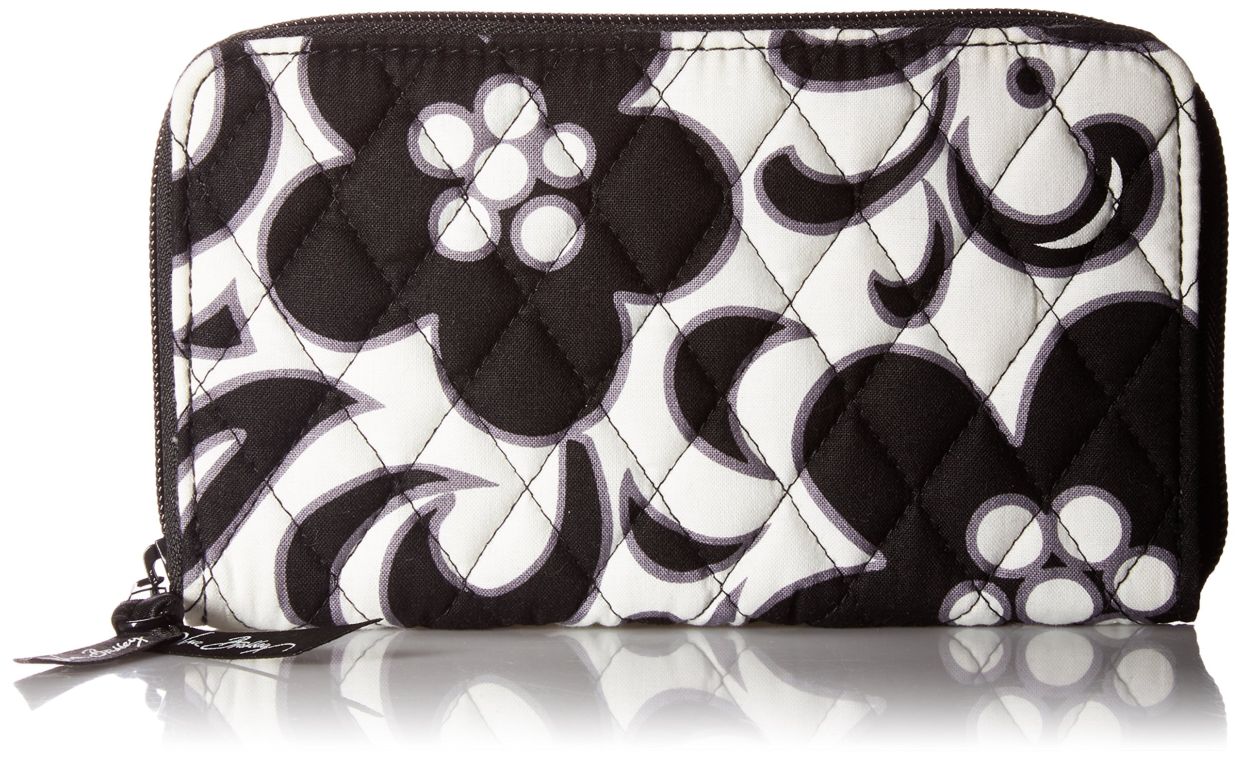 Vera Bradley Women's Accordion Wallet Night And Day One Size
