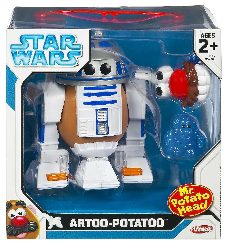 Potato Head Star Wars Legacy Artoo Potato Hasbro 02841 CA-2841 Playskool Mr