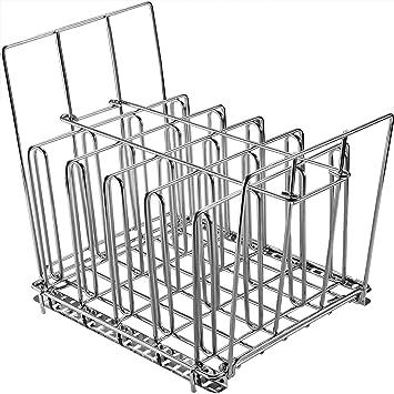 Amazon Com Uarter Sous Vide Rack Stainless Steel For Anova Cookers