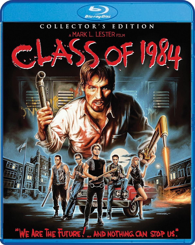 Amazon.co.jp | CLASS OF 1984 DVD・ブルーレイ -