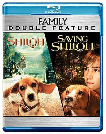 Shiloh Saving Shiloh Blu Ray Various