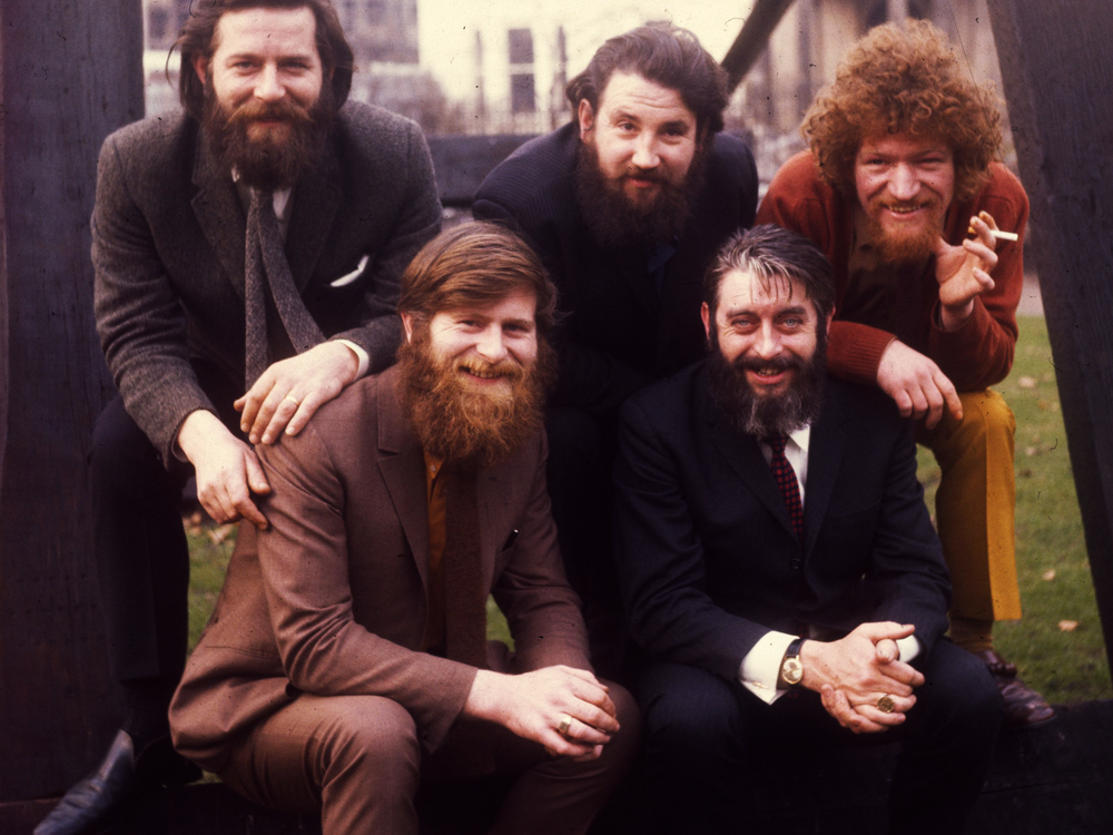 The Dubliners On Amazon Music