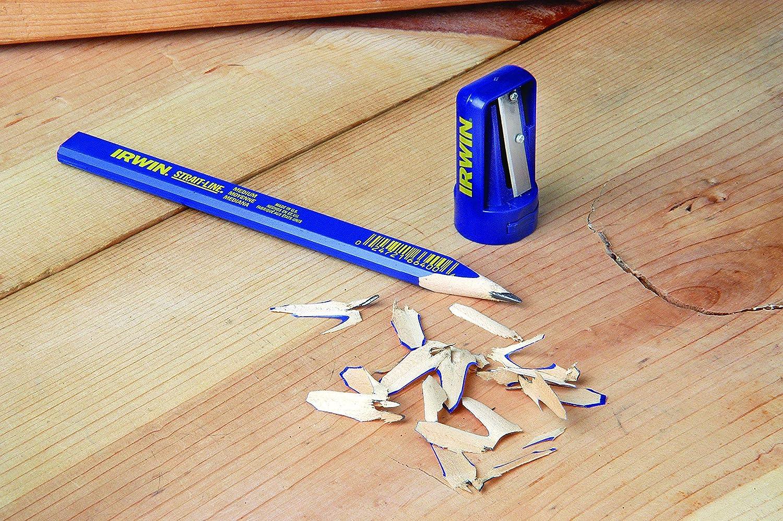 IRWIN Strait-Line Pack of 5 Carpenters Pencils