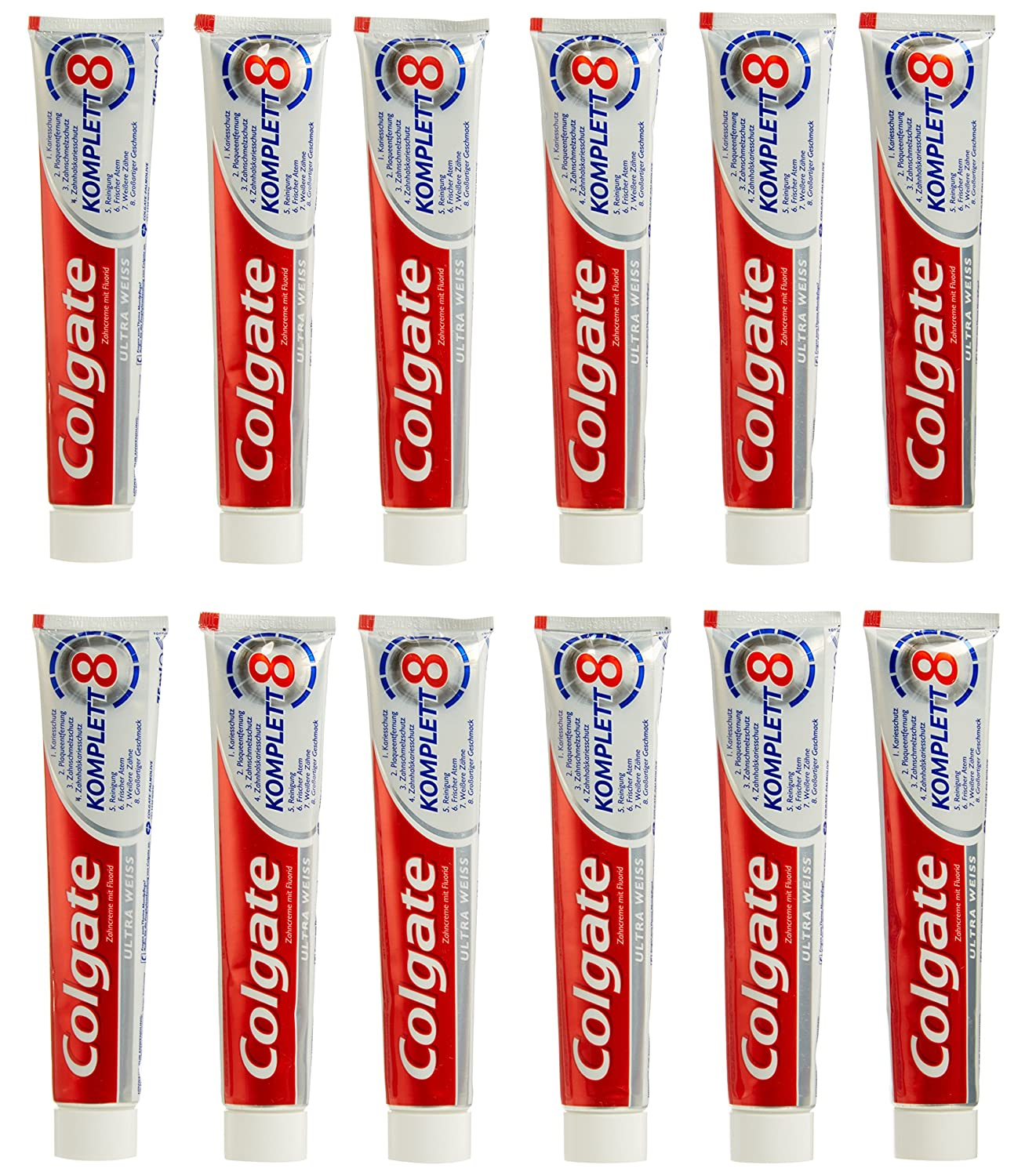 Colgate Zahnpasta amazon
