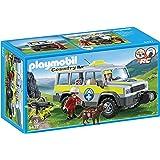 PLAYMOBIL Mountain Rescue Truck Playset