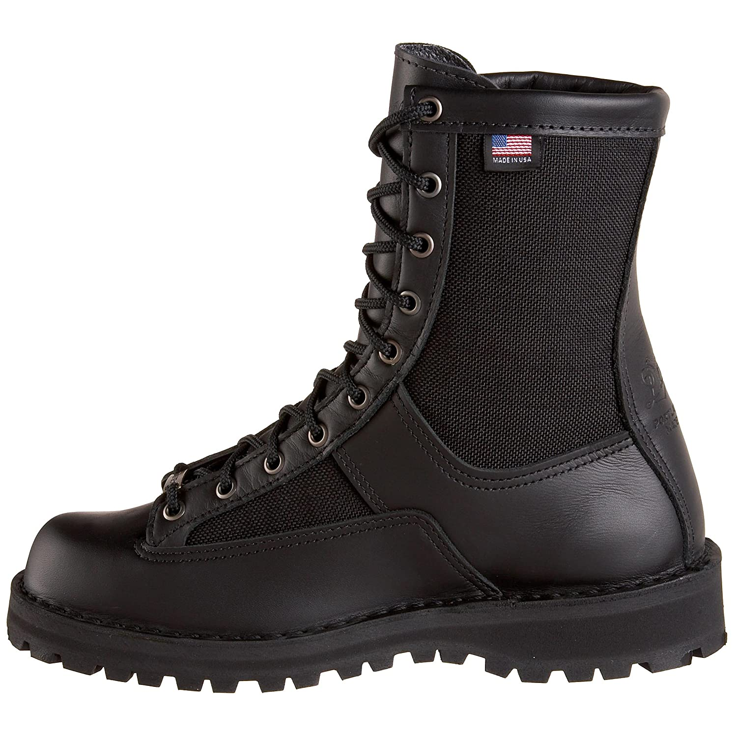 Danner Women's Acadia W Uniform Boot 6.5 B000O2UCLG 6.5 Boot M US|Black 015be3