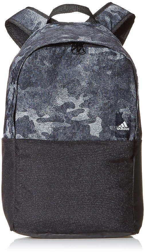 4a915f478 Adidas Classic BP, Mochila tipo casual color negro.: Amazon.com.mx