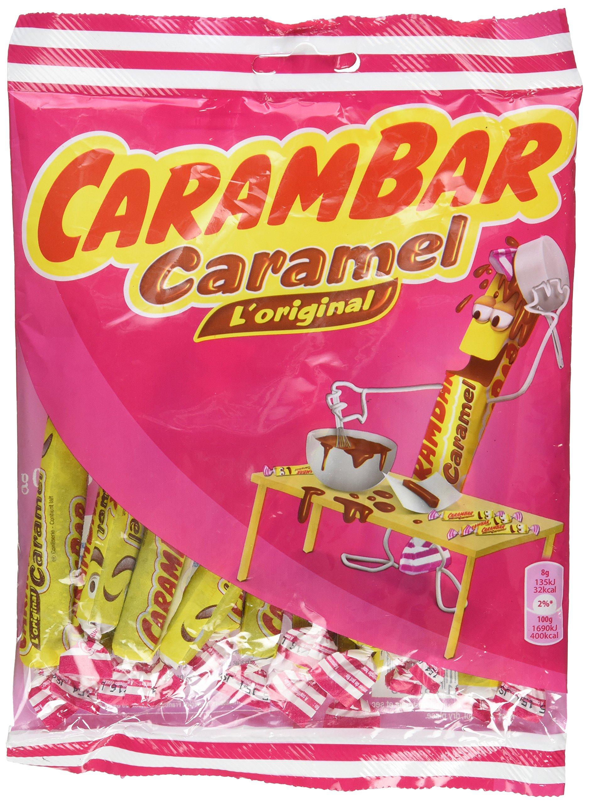 Carambar Candy in A Bag 130g (0.3 oz), One by La Pie qui Chante