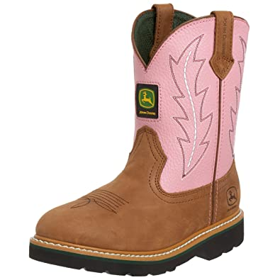 006df0c69 Amazon.com | John Deere 3185 Western Boot (Little Kid/Big Kid ...